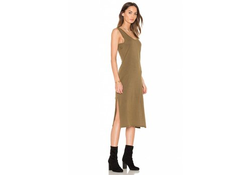 BobiLA Slit Tank Dress