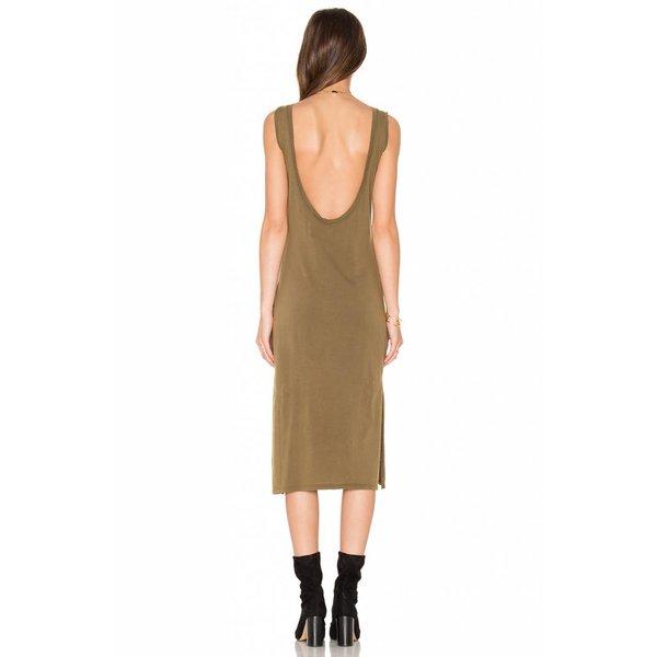 BobiLA Slit Tank Dress