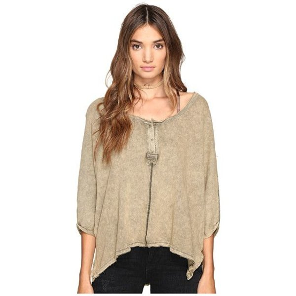 Free People First Base Henley