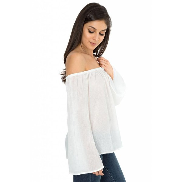 BobiLA Off Shoulder Top