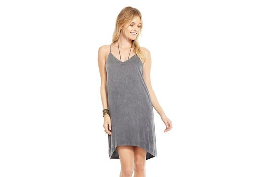 Chaser Halter Dress