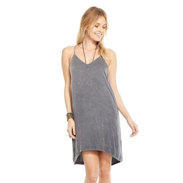 Chaser Halter Dress