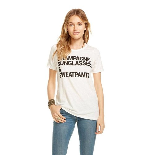 Chaser Champagne & Sunglasses Tee