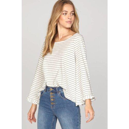 Amuse Society Seascape Knit Shirt