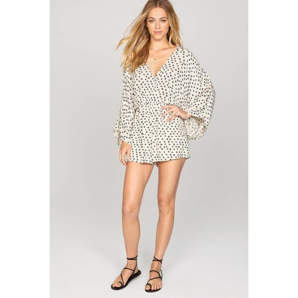 Amuse Society Patterened Romper