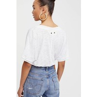 Free People Take Me Tee