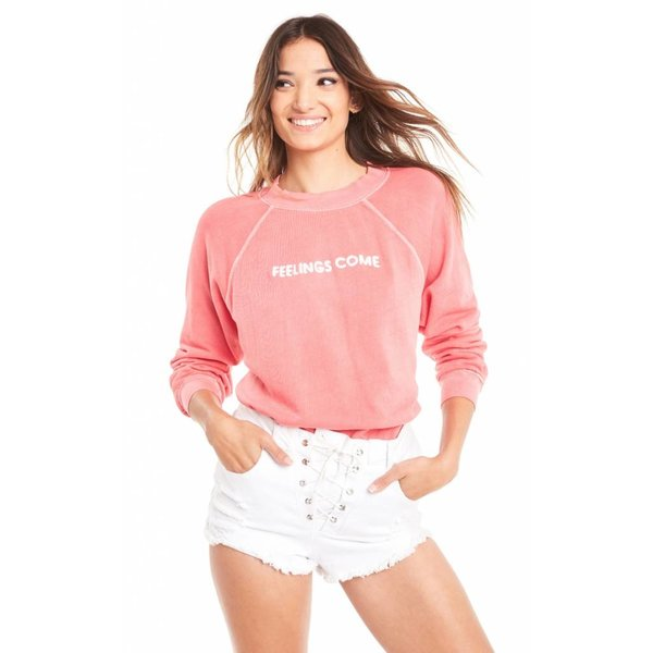 Wildfox Feelings Come Sweatshirt