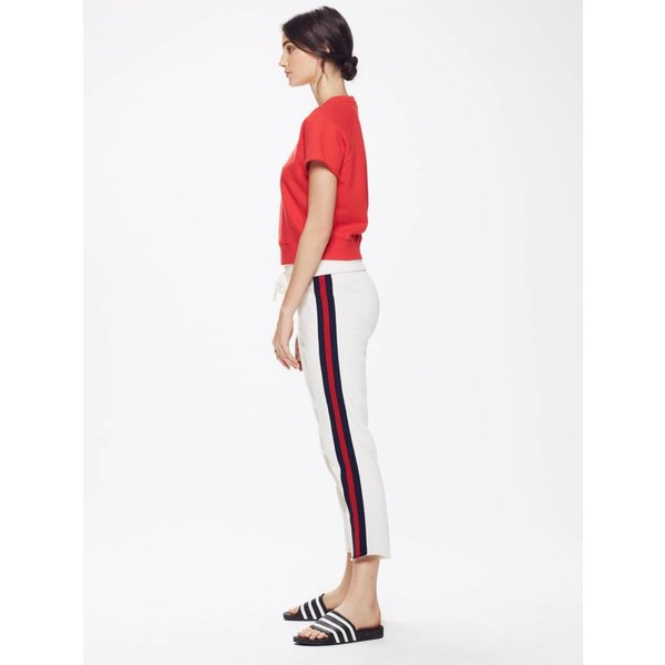 MOTHER Slim Gym Pant Fray