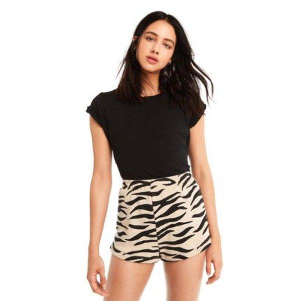 Wildfox Leopard Shorts