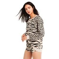 Wildfox Leopard Sweater