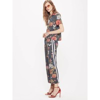 MOTHER Floral Pant