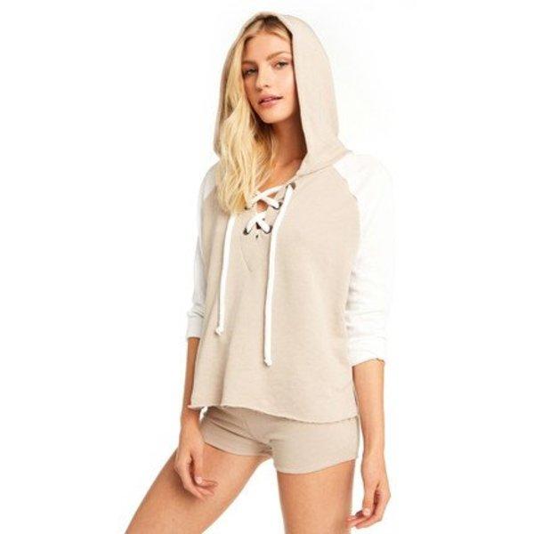 Wildfox Contrast Hutton Sweater