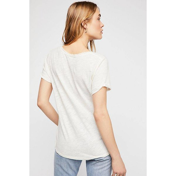 Free People Saturday Tee