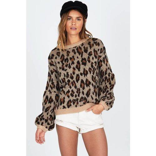 Amuse Society Go Wild Sweater