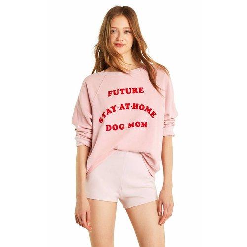 Wildfox Dog Mom Sweatshirt