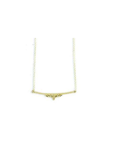 grace lee designs tiara necklace