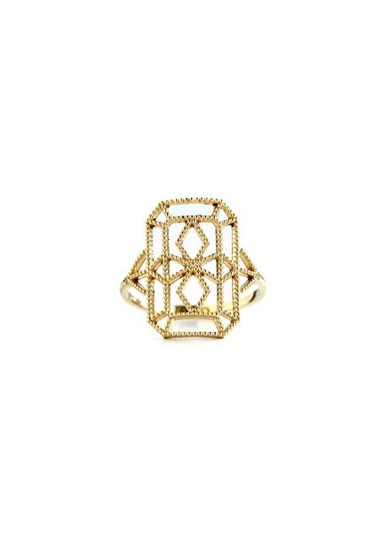 grace lee designs lace deco ring viii