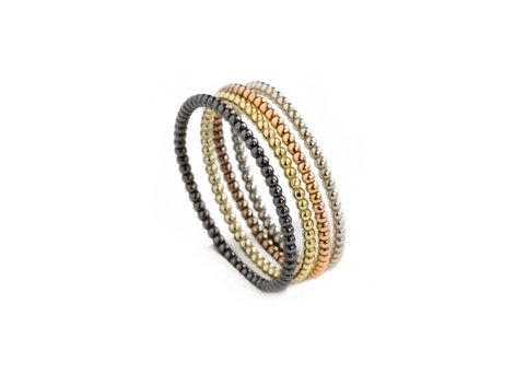 grace lee designs micro-beaded ring