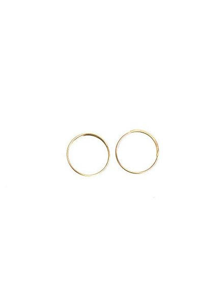grace lee designs petite whisper hoops