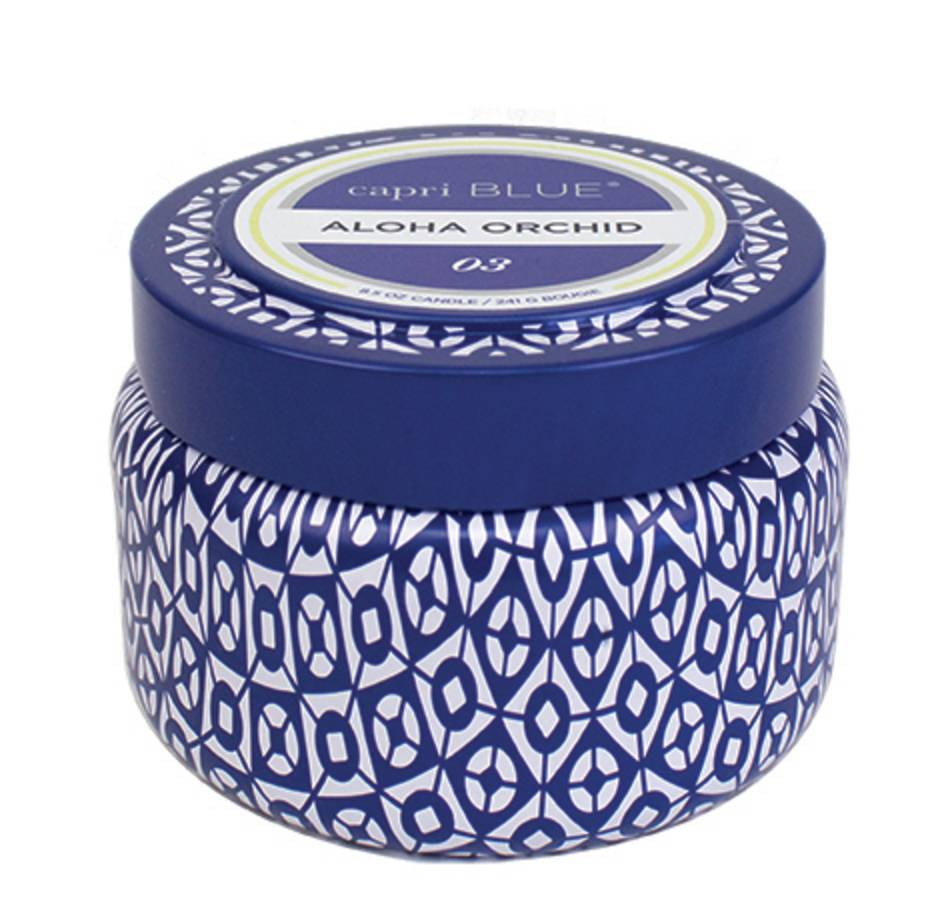 dpm fragrance aloha orchid candle tin