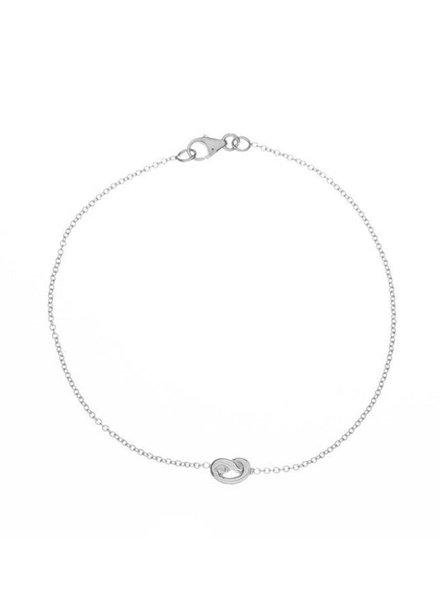 ariel gordon love knot bracelet