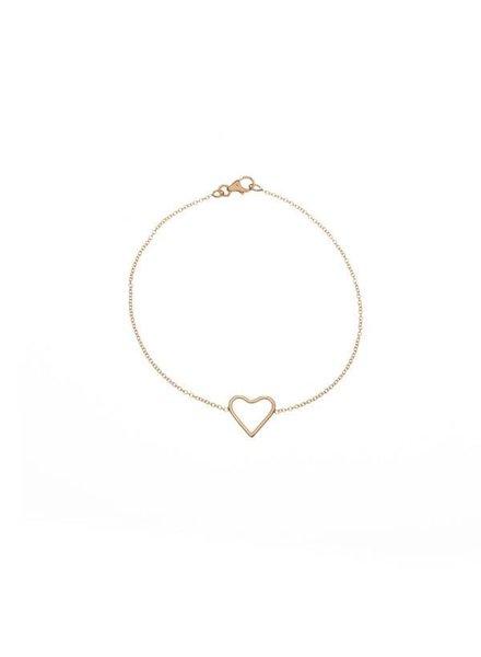 ariel gordon delicate silhouette bracelet