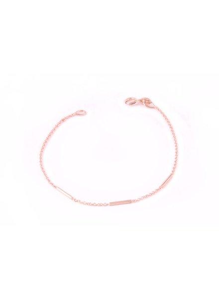 hortense bamboo triple bracelet