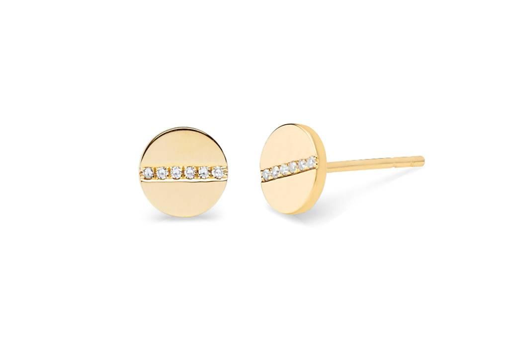 ef collection diamond screw stud