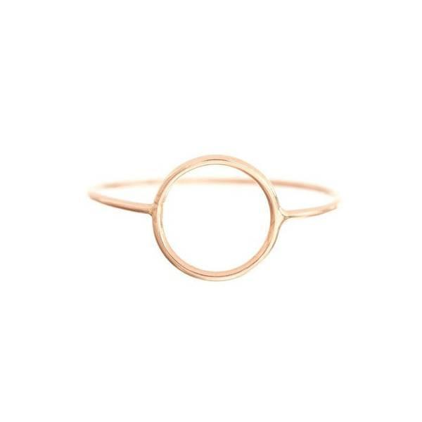 ariel gordon delicate silhouette shape rings