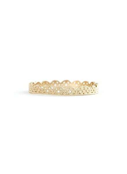 grace lee designs petite lace band