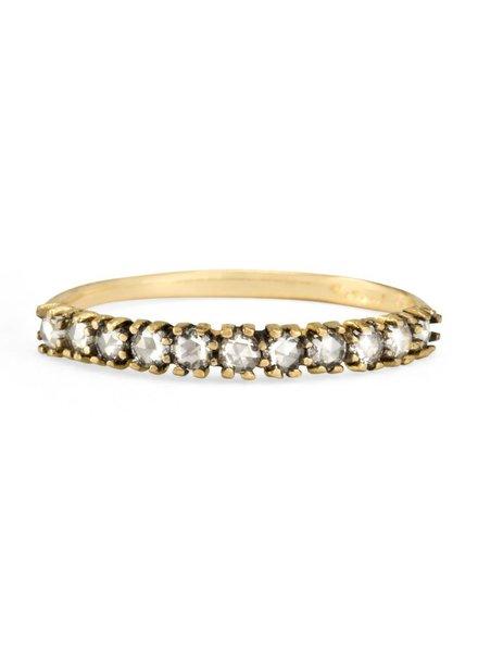 satomi kawakita jewelry rhodium-backed diamond half eternity