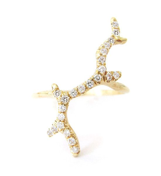 misa jewelry branch diamond ring