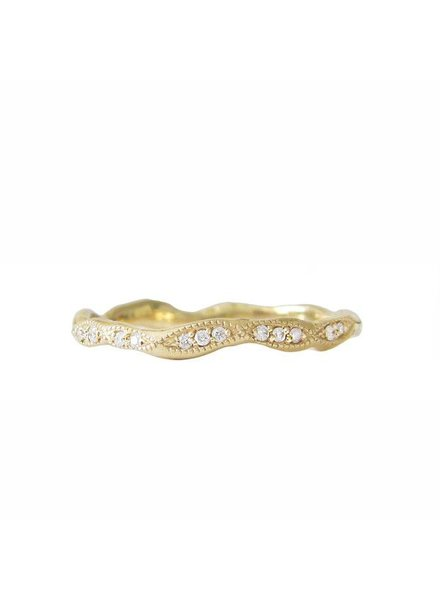 misa jewelry wave eternity ring