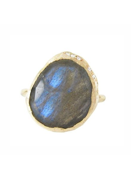 misa jewelry labradorite cove ring