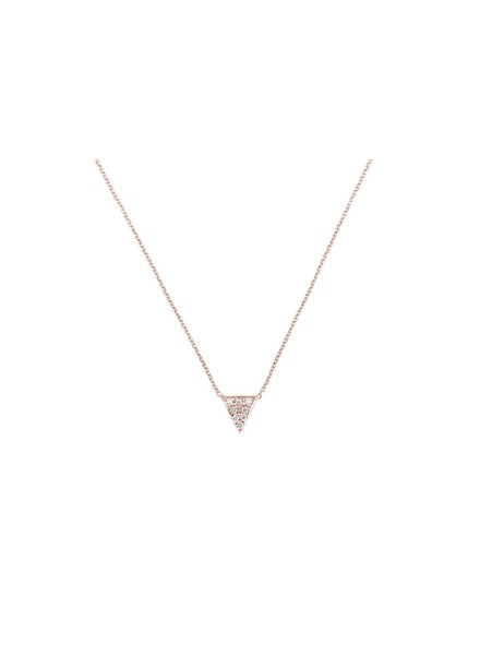 hortense sm. play pave diamond necklace