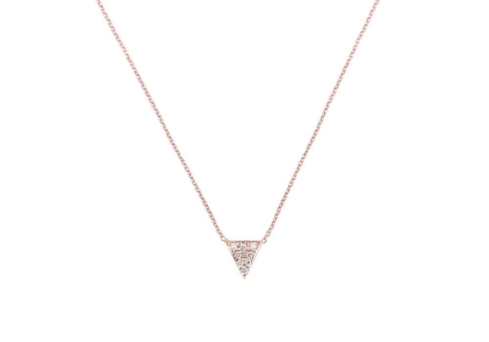 hortense sm. play pave diamond necklace