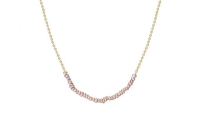 jennie kwon designs pearl arc necklace