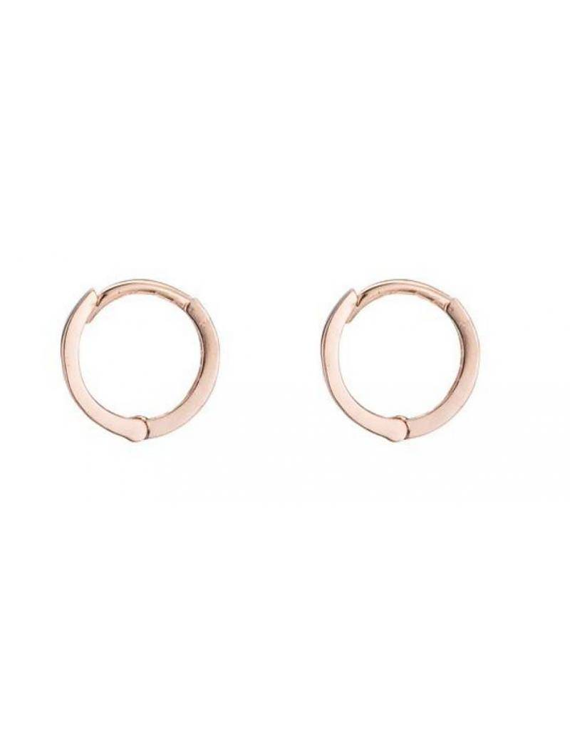ariel gordon petite hoop earring (single)