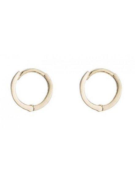 ariel gordon petite hoop earring