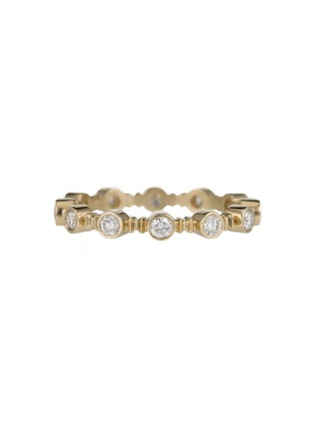 jennie kwon designs round diamond eternity band