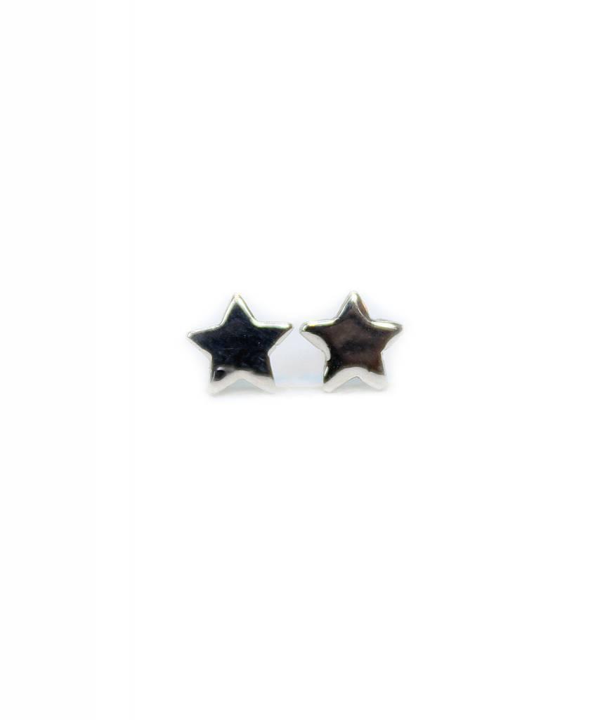 ariel gordon mini shape star stud earrings