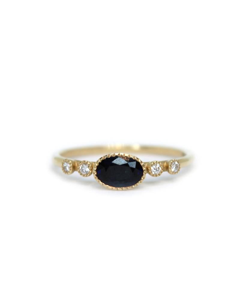 jennie kwon designs ceylon sapphire dew ring