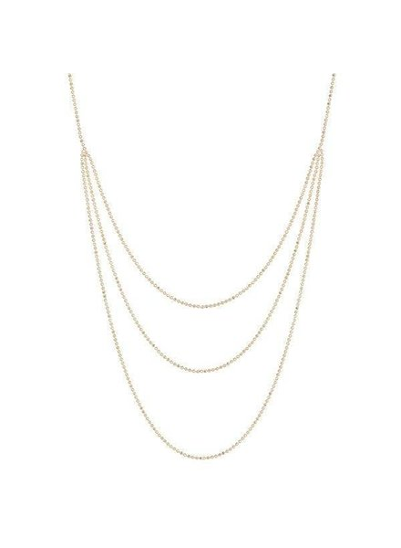 ariel gordon gold dust necklace