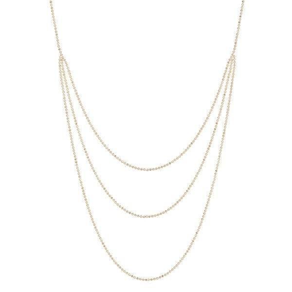 ariel gordon gold dust necklace