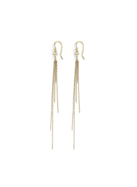 blanca monros gomez seed tassel earrings