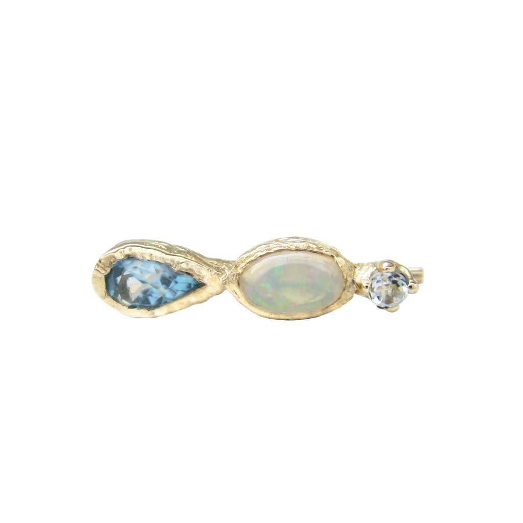misa jewelry marina ear crawler