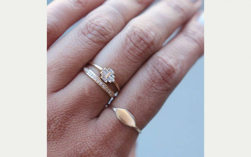fiat lux tuile diamond pave ring