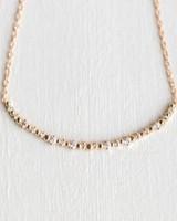 melanie casey jewelry grand diamond sweep necklace