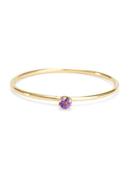 satomi kawakita jewelry baby amethyst ring