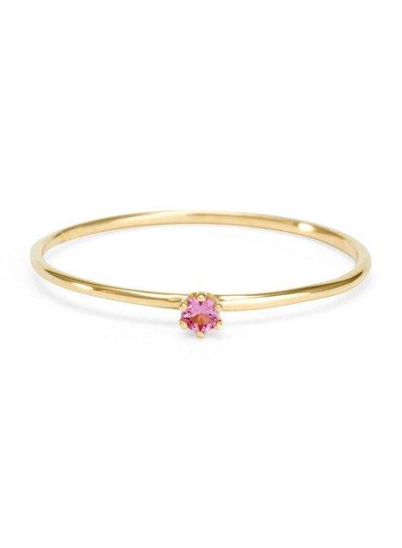 satomi kawakita jewelry baby tourmaline ring
